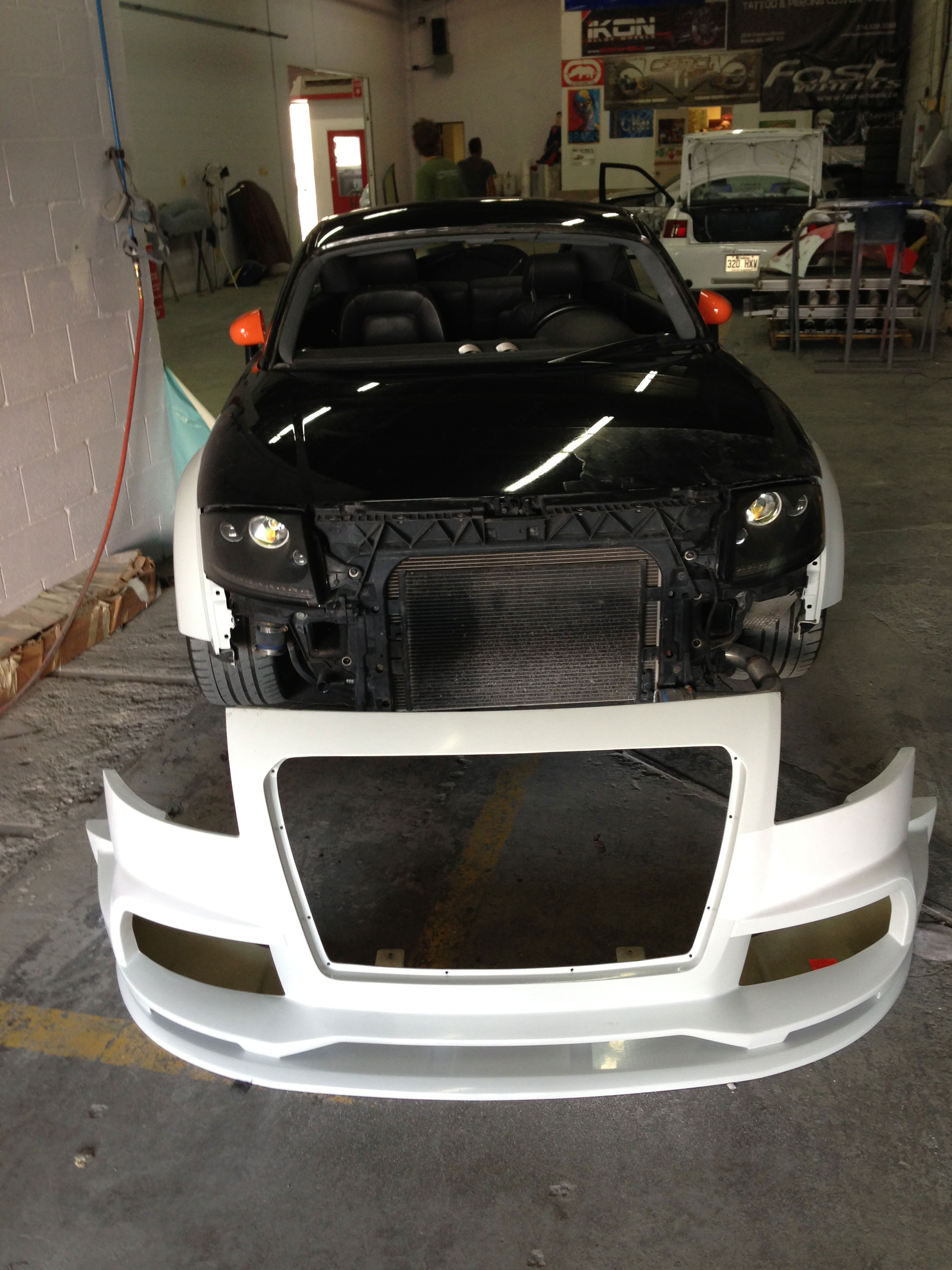 Used Audi Tt For Sale >> Audi TT Tuning: Paint Preparation aka Prep4Paint | Audi TT ...