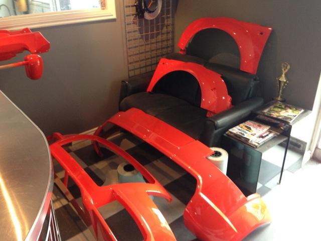 Porsche p018 paint audi tt-2