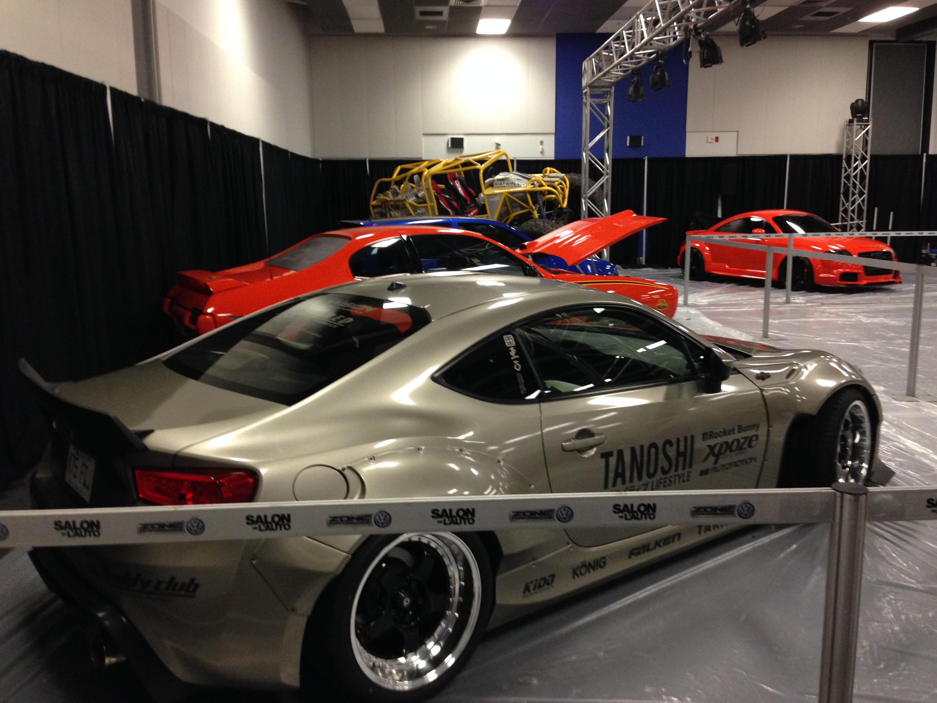 Auto Zone Car Show Sponsorship