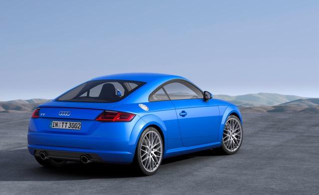 Audi TT MK3