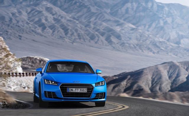 Audi TT Coup Mk3
