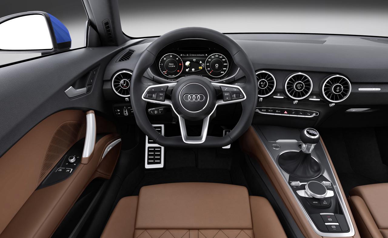 Audi Tt Mk3 It S All About The Digital Era Audi Tt Tuning Parts Accessories Mk1 Mk2 Mk3