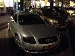 Audi TTB front