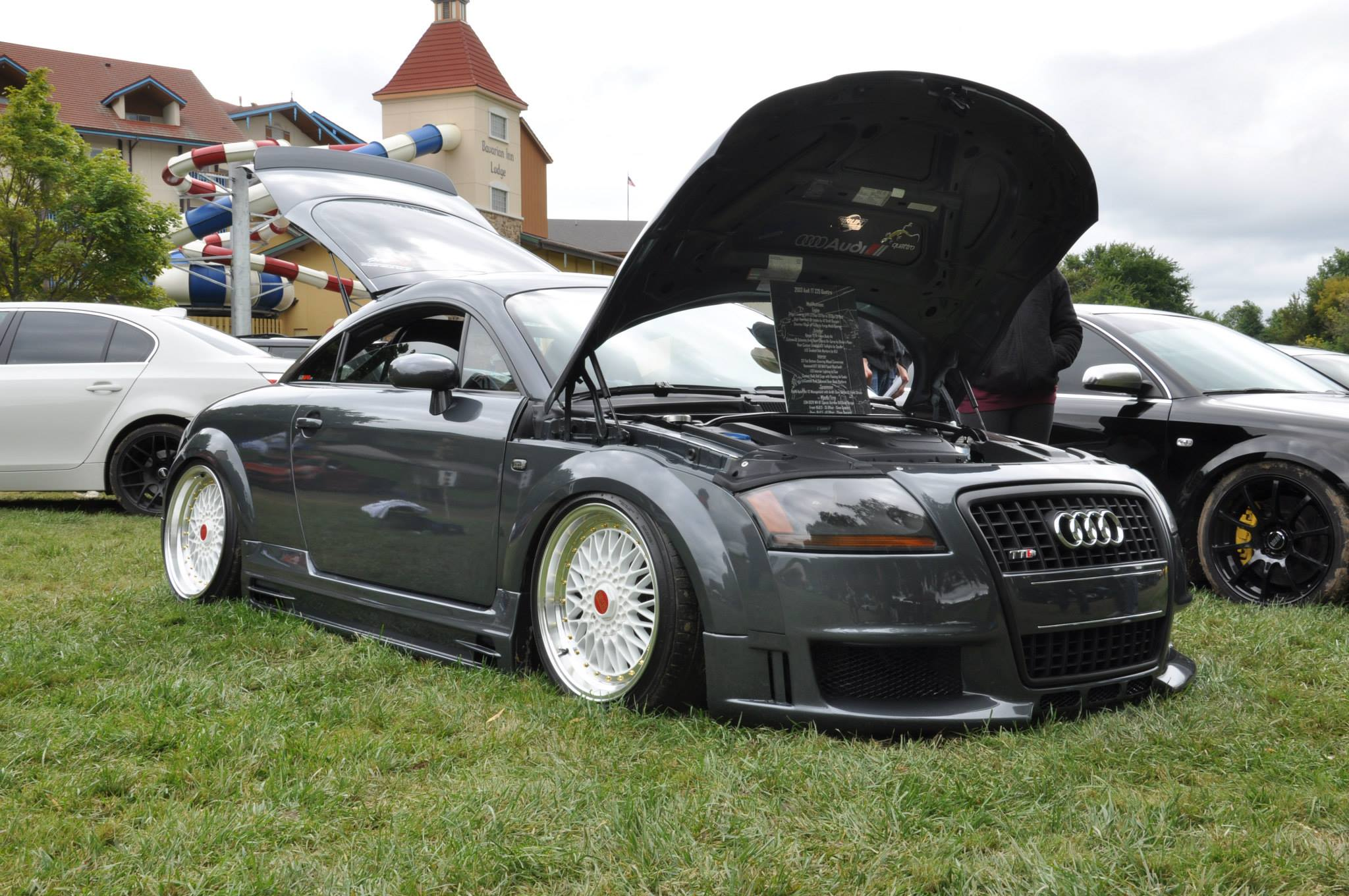 lloyd fields needs our help audi tt mk1 8n tuning. Black Bedroom Furniture Sets. Home Design Ideas