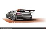 TT Clubsport Concept Rear