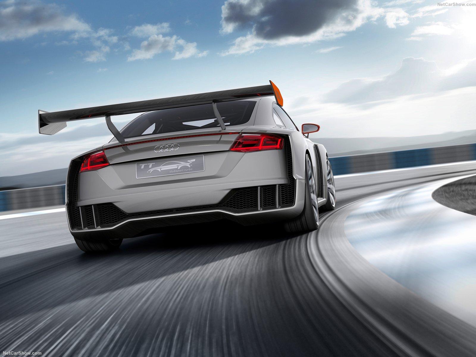Audi TT Clubsport Turbo concept | Audi TT Mk1 8n Tuning ...