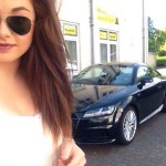 audi-tt-mk3-8s-babe-with-sunglasses
